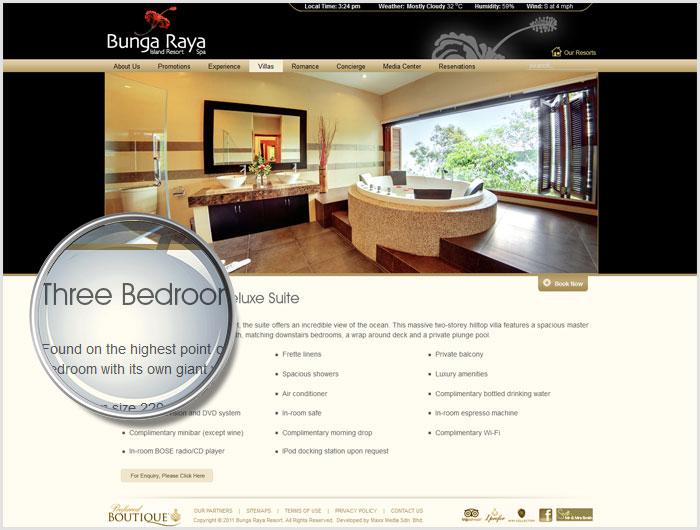 Bungaraya & Gayana Eco Resort
