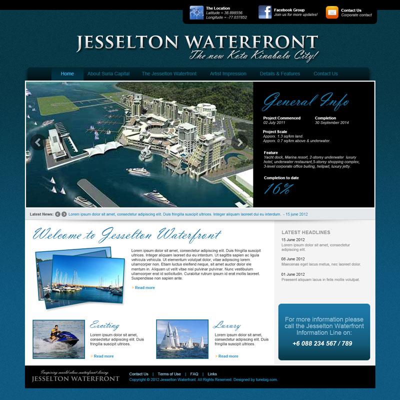 Jesselton Waterfront