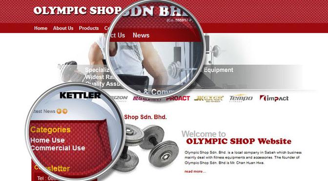 Olympic Shop Sdn Bhd