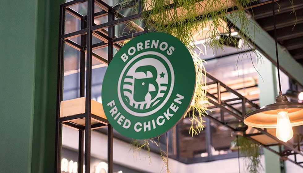 New Borenos Concept Sign